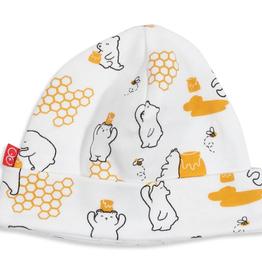 Magnetic Me Honey Bee Hat NB/3M