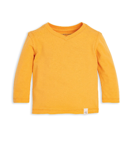 Burt's Bees Basic High V Tee 0/3-6/9M