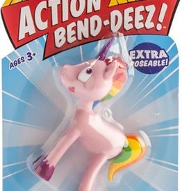 Toysmith Action Bendable Unicorn
