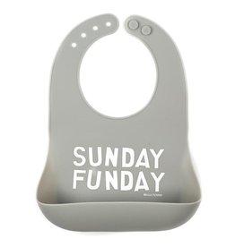 Bella Tunno Wonder Bib Sunday Funday