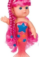 Toysmith Assorted Bathtime Mermaid Doll