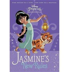 Random House Publishing Disney Princess Beginnings: Jasmine
