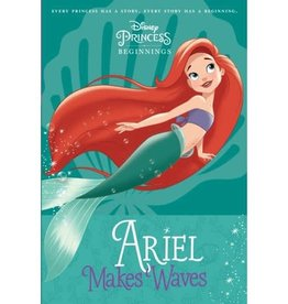 Random House Publishing Disney Princess Beginnings: Ariel