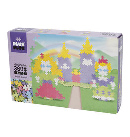 Plus-Plus Princess Castle set