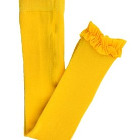 Ruffle Butts Cable Footless Ruffle Tights 12/24M