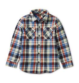 Tea Collection Flannel Shirt Trekking 2,4