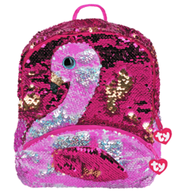Ty Gilda Large Sequin Backpack