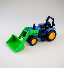 Toysmith Assorted Pull Back  Scoop Tractor