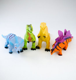 Toysmith Assorted Dino Squishimals
