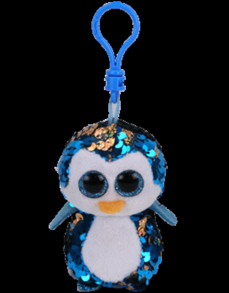 Ty Payton Sequin Penguin Clip