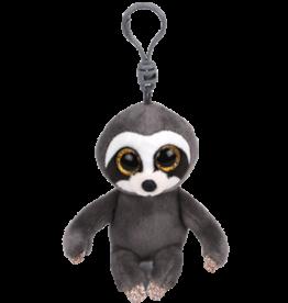 Ty Dangler Grey Sloth Clip