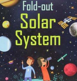 Usborne Fold Out Solar System book