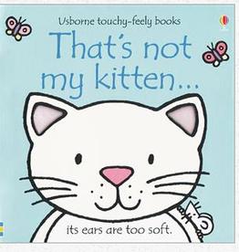 Usborne That's Not My Kitten