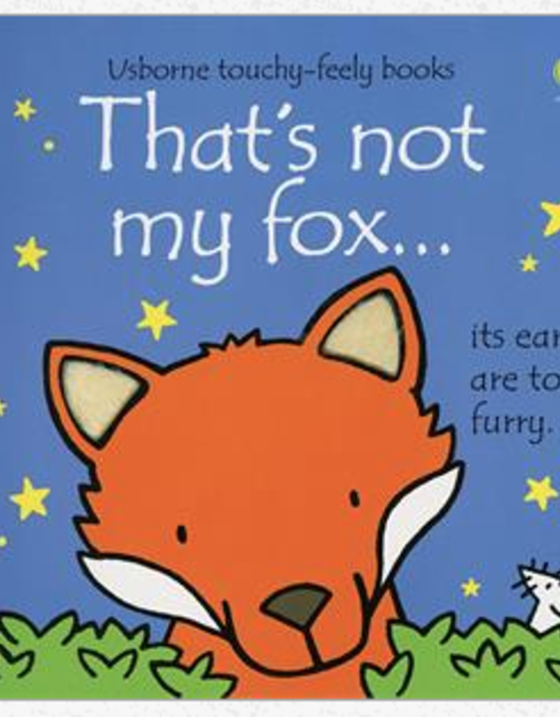 Usborne That's not My Fox