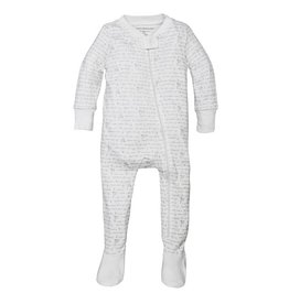 Burt's Bees Alphabet Bee Sleeper 6/9M