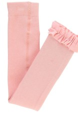 Ruffle Butts Ballet Pink Footless Ruffle Tights  2/4-4T/6