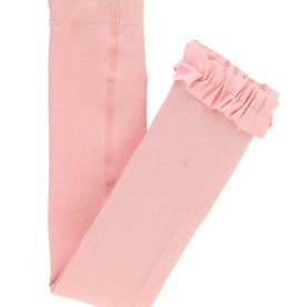 Ruffle Butts Footless Ruffle Tights Ballet Pink  2/4-4T/6