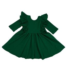 Mila & Rose Ruffle Twirl Dress 6/12-12/24M