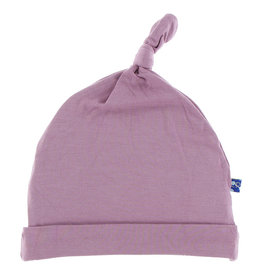Kickee Pants Solid Knot Hat 3/12-12/24M