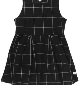 Ruffle Butts Black Knit Dress 2T, 3T