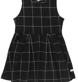 Ruffle Butts Black Knit Dress 5