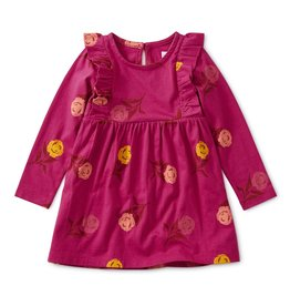Tea Collection Festival Ruffle Dress 3/6-9/12M