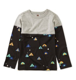 Tea Collection Base Camp Tee 2T, 4T