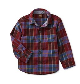 Tea Collection Family Plaid Shirt 2, 3T