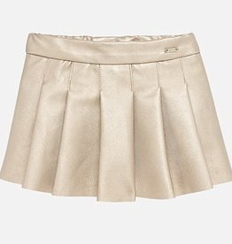 Faux Leather Skirt 18M