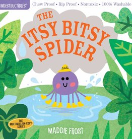 Workman Publishing Indestructible: Itsy Bitsy Spider