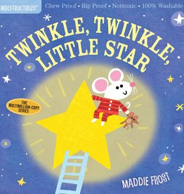 Workman Publishing Indestructible: Twinkle, Twinkle Little Star