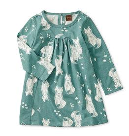 Tea Collection Sand Fox Dress 6/9M