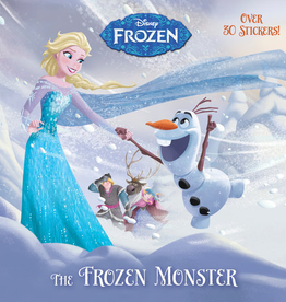 Random House Publishing The Frozen Monster book