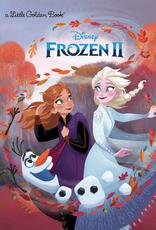 Random House Publishing Frozen 2 Little Golden Book