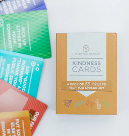 The Giving Manger Kindness Card