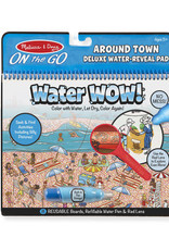 Melissa & Doug Water Wow Around the Town Deluxe