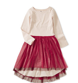 Tea Collection Rosada  Tulle Dress 2T
