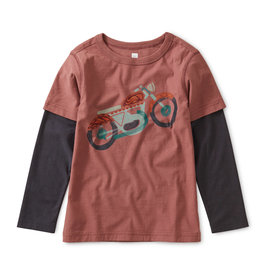Tea Collection Motorcycle Tee 5-7