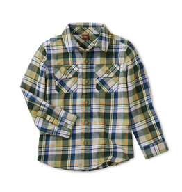 Tea Collection Everest Flannel Shirt 5