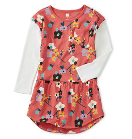 Tea Collection Himalayan Blossoms Dress 2T-4T