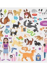 Melissa & Doug Puffy Sticker Pet Place