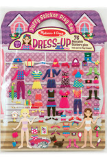 Melissa & Doug Puffy Sticker Dress Up