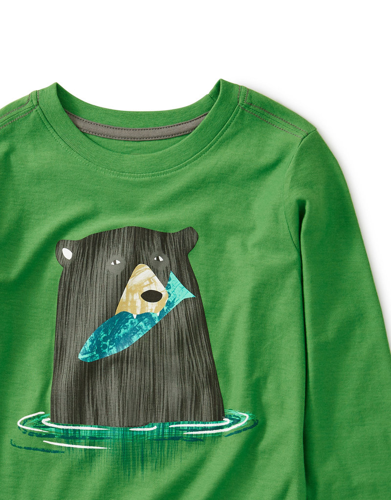 Tea Collection Bear Snack Graphic Tee 5