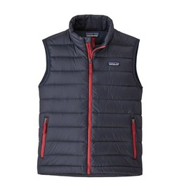 Patagonia Down Sweater Vest New Navy XS(5/6)-XL(14)