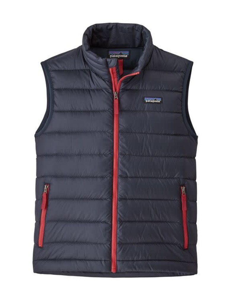Patagonia Down Sweater Vest New Navy