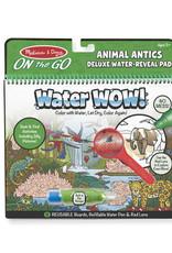Melissa & Doug Animal Antics Deluxe Water Wow!
