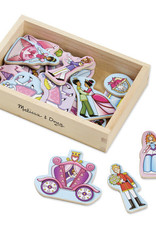 Melissa & Doug Box of Princess Magnets