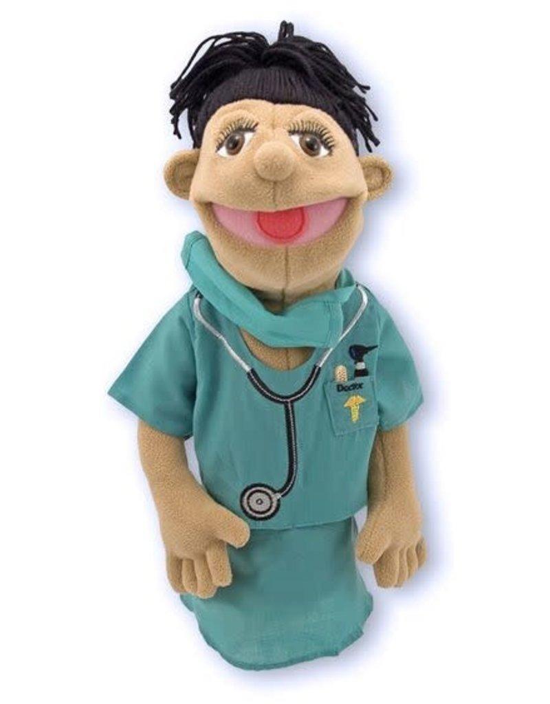 Melissa & Doug Doctor Puppet
