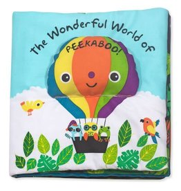 Melissa & Doug The Wonderful World of Peekaboo