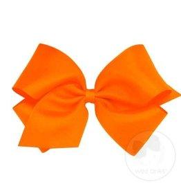 Wee Ones King Grosgrain Orange